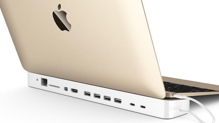 HydraDock for MacBook