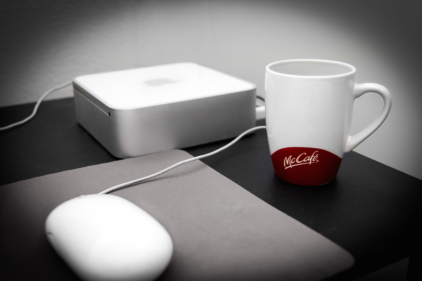 Mac mini macdonalds