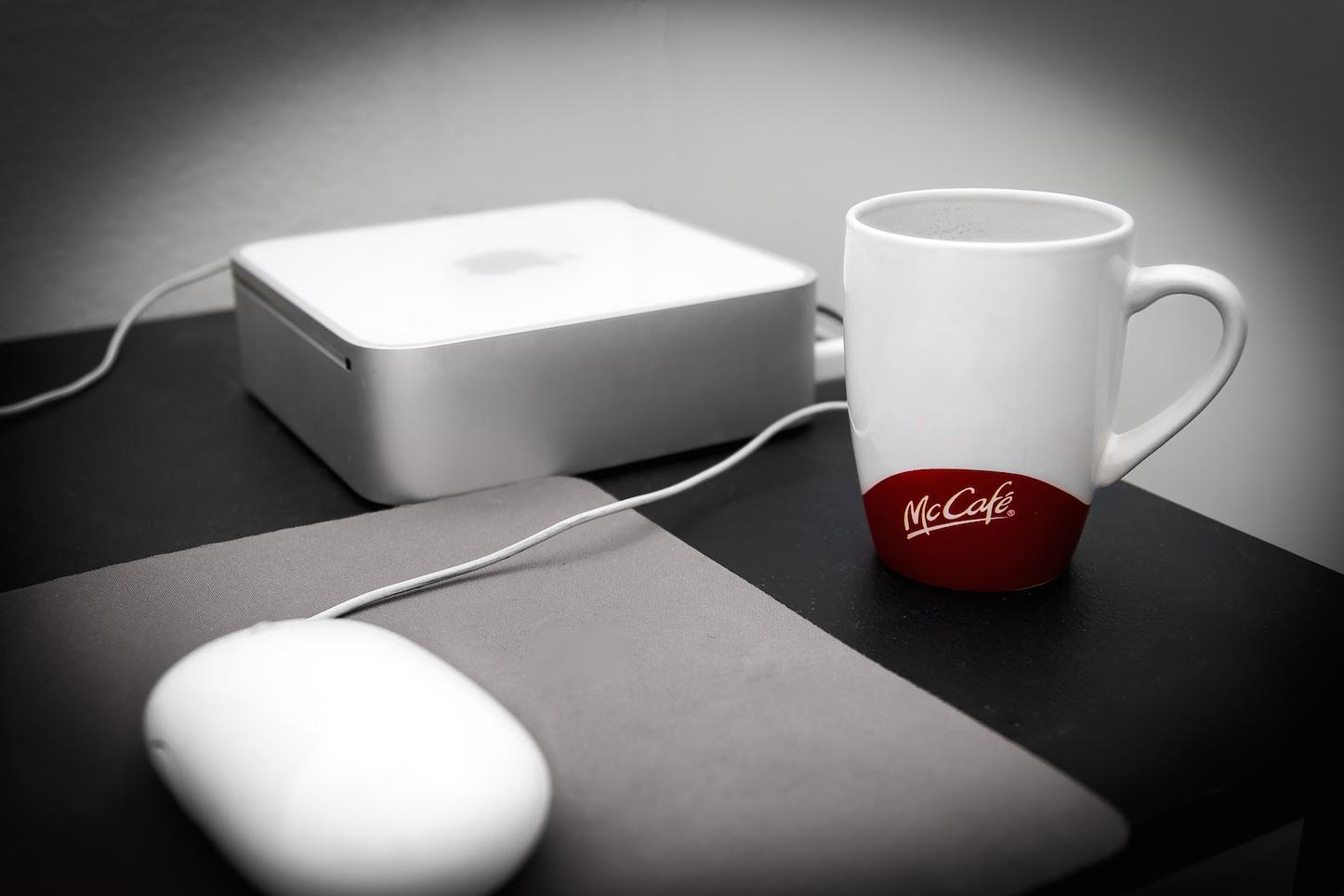 Mac mini macdonalds