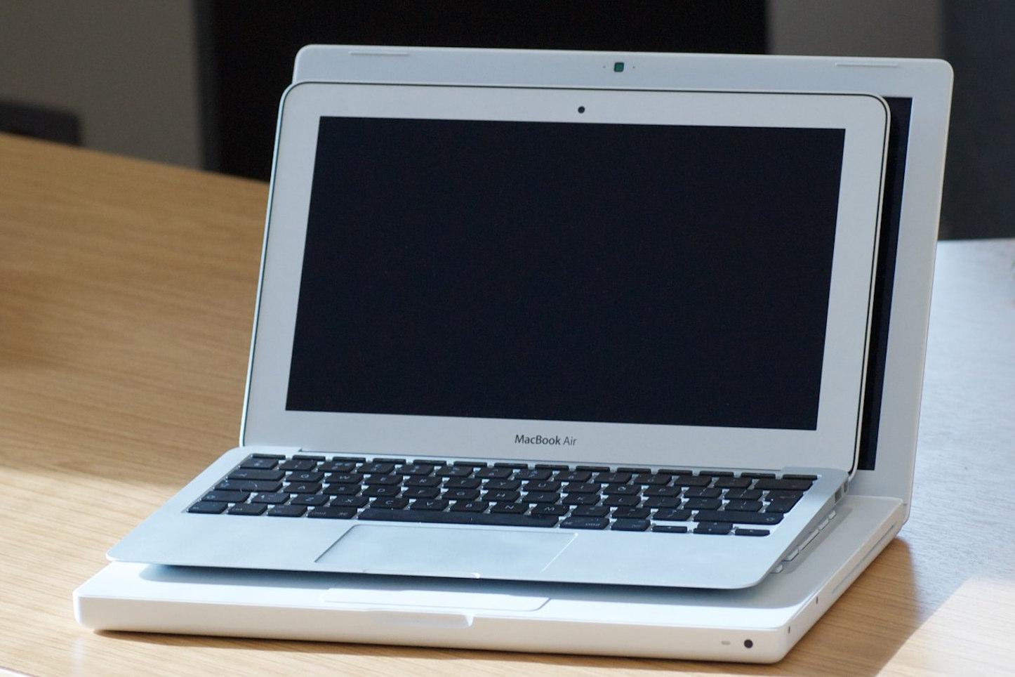 Macbook air compare