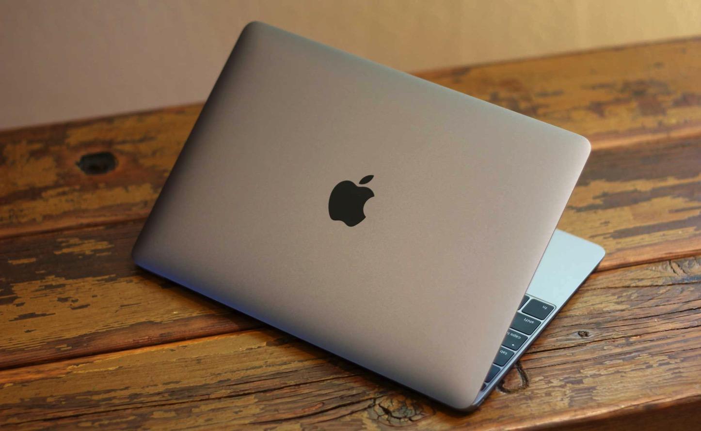 Macbook Space Gray