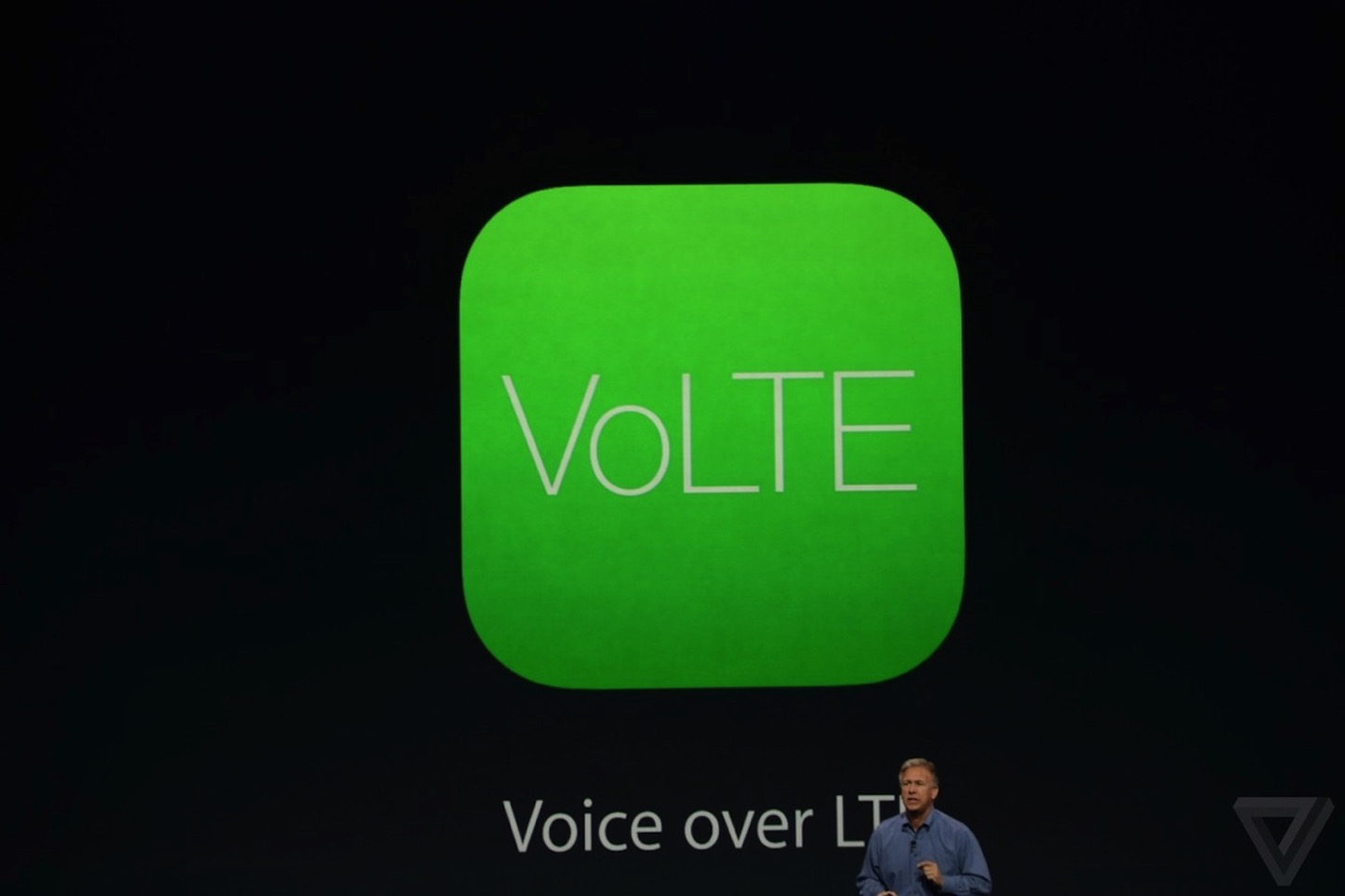 VoLTE for iPhone