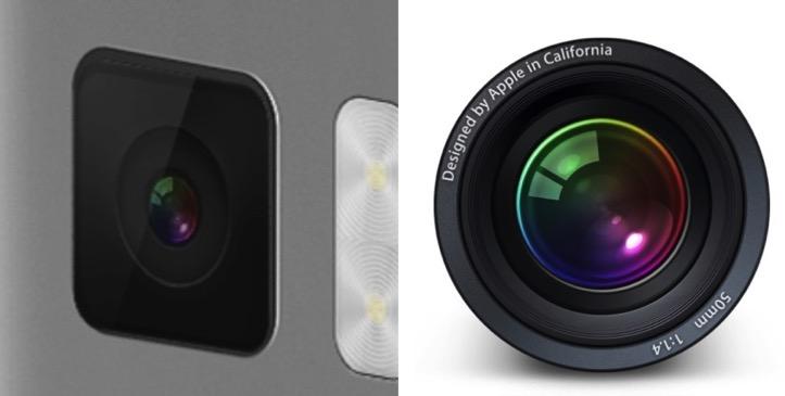 Xiaomi copycat lens