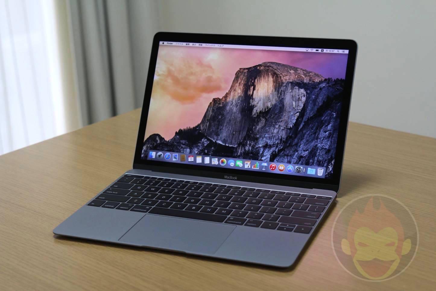 新しいMacBook(スペースグレイ)を買った