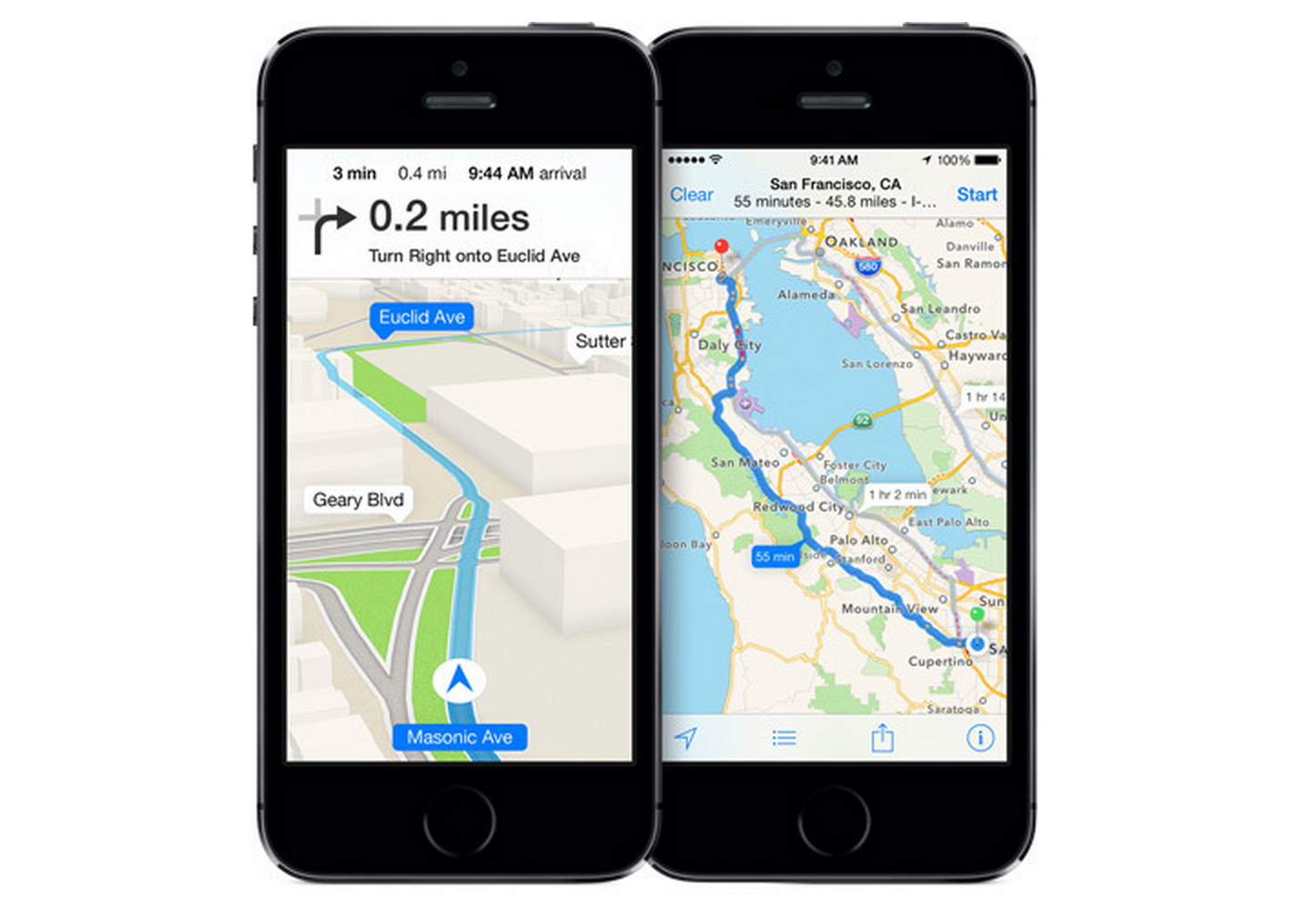 Apple Coherent Navigation