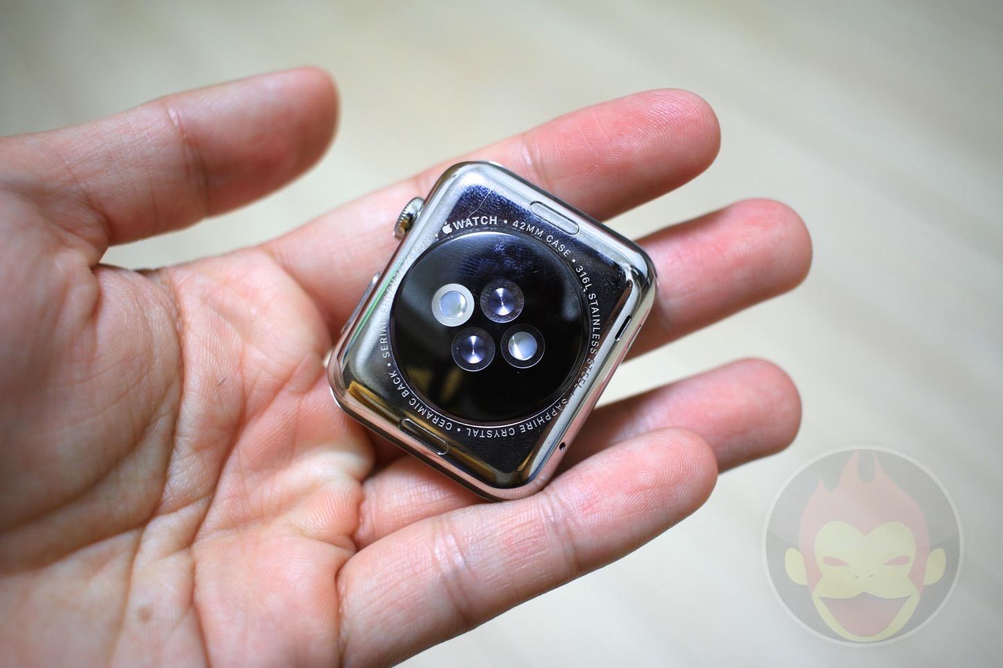 Apple Watchのバンドを変更する方法