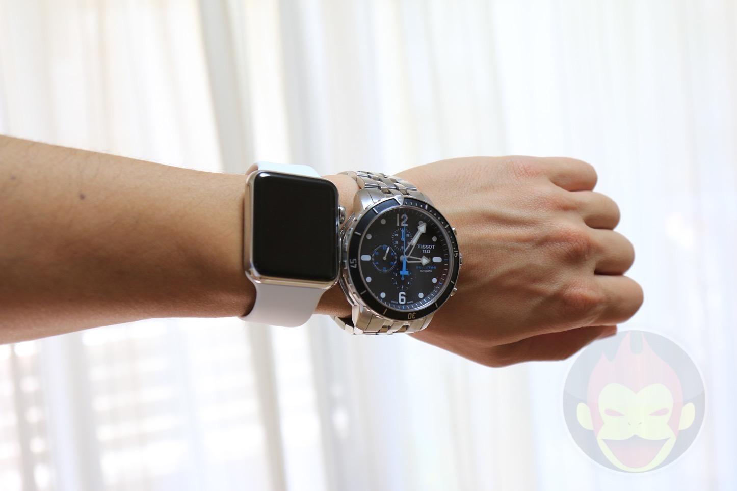 Apple Watchはやっぱり軽すぎる気がしてならない