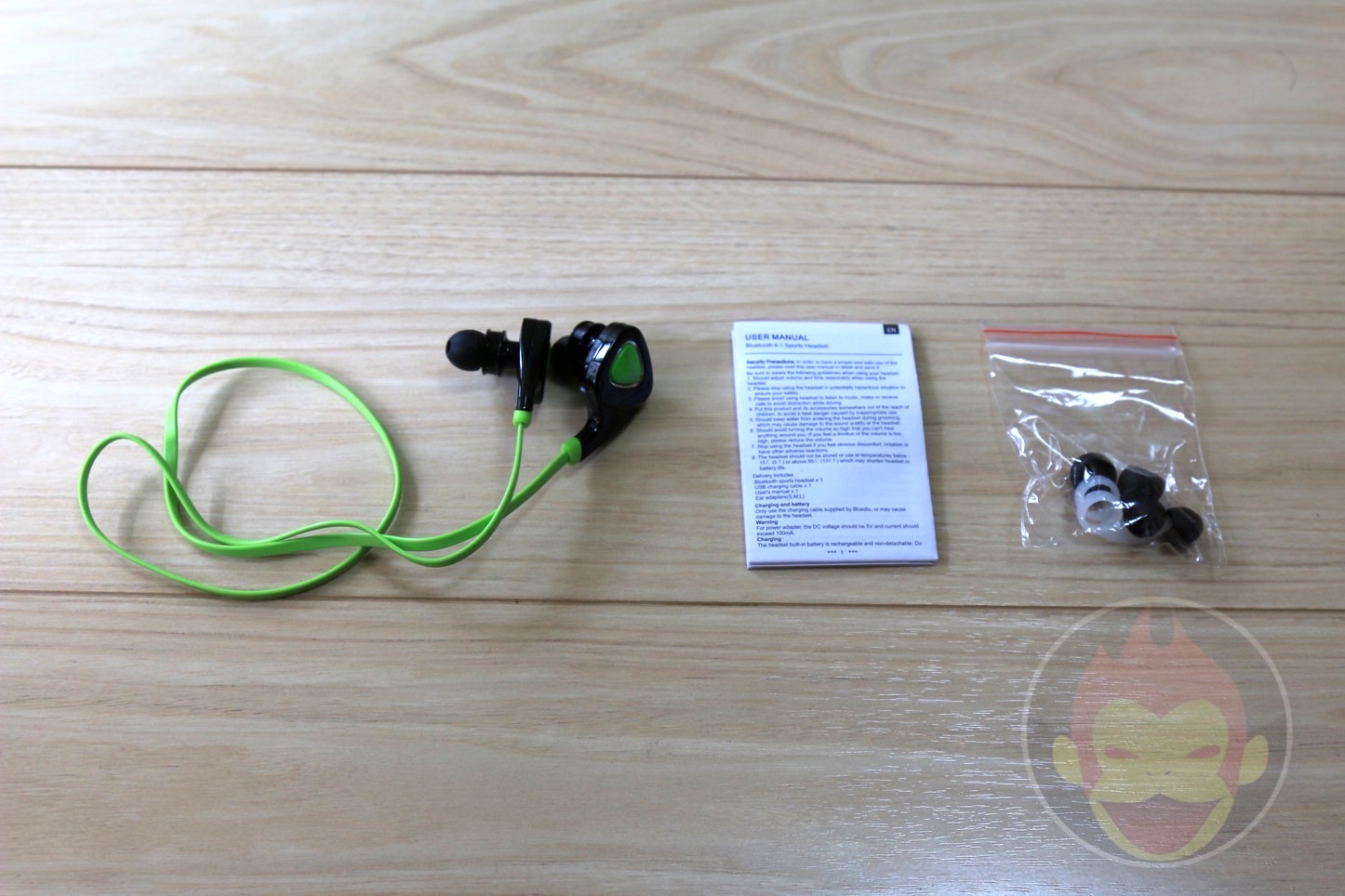 Bluedio Q5 Sports Earphones