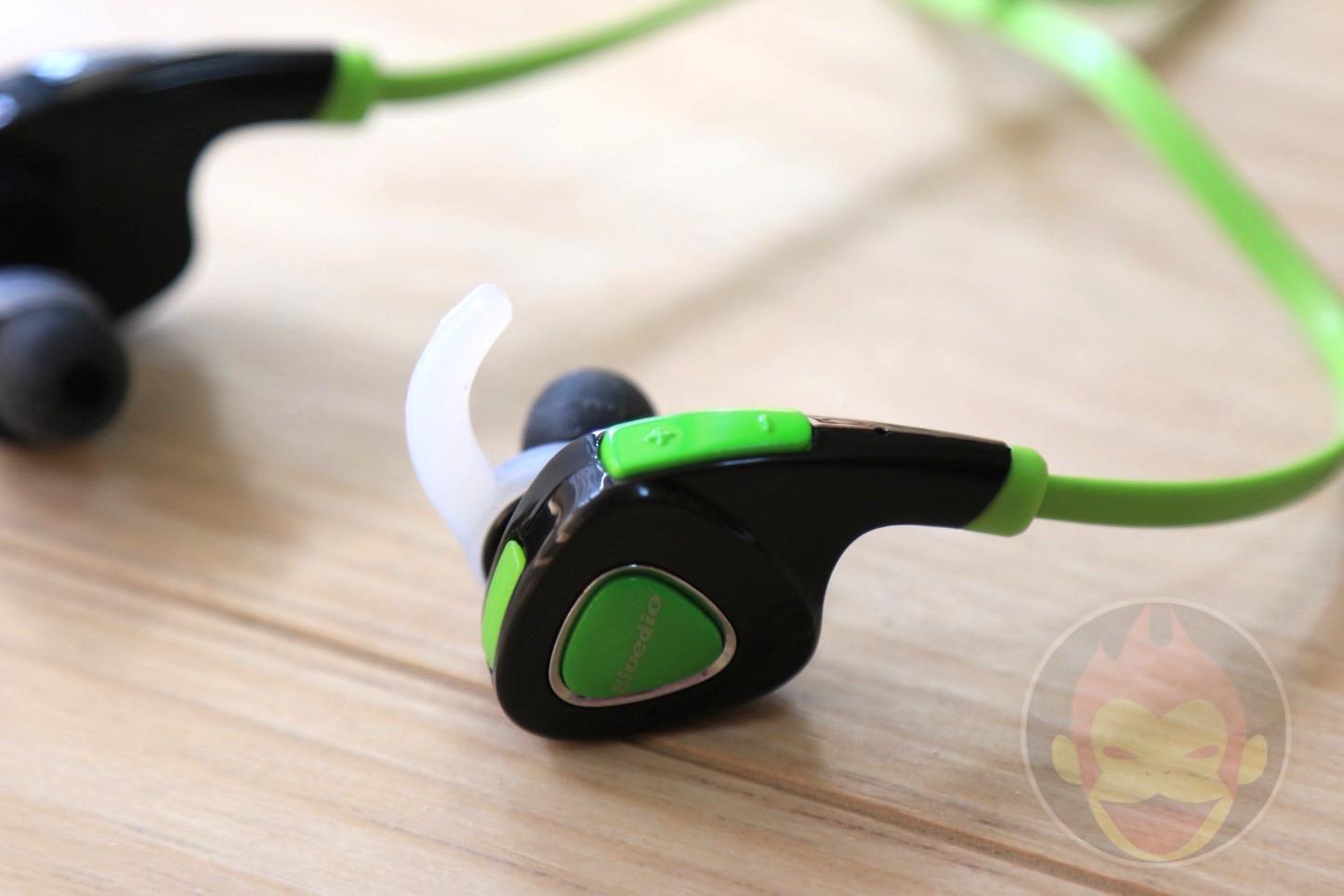 Bluedio Q5 Sports Earphones