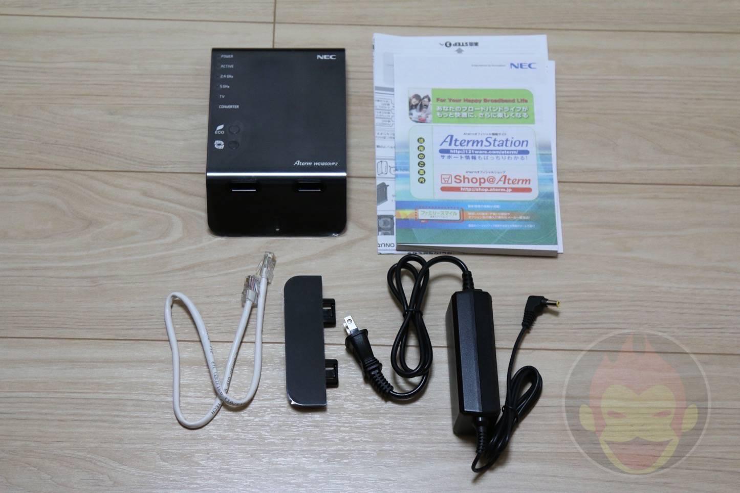 NEC Aterm PA WG1800HP2