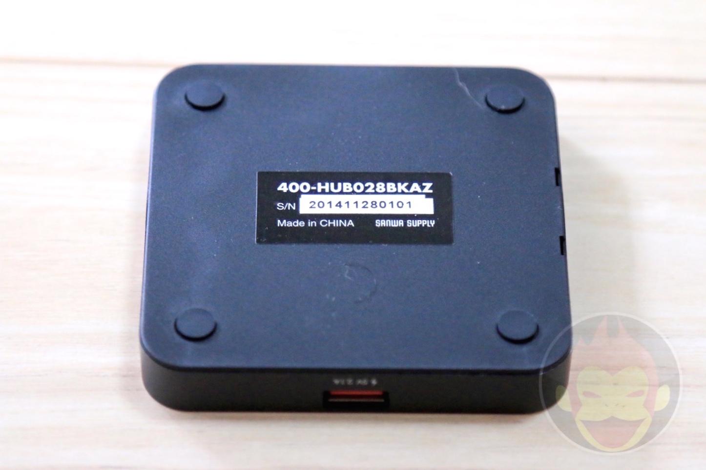 Sanwa Direct USB Hub