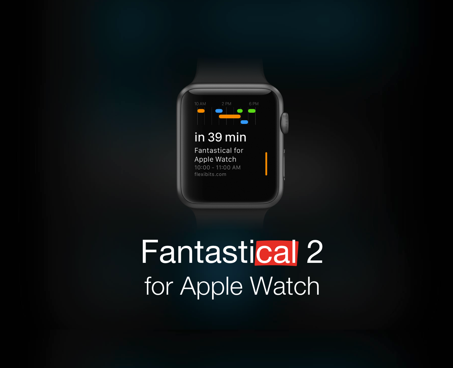 Fantastical apple watch