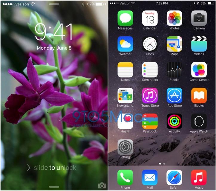 iOS 9 New Font San Francisco