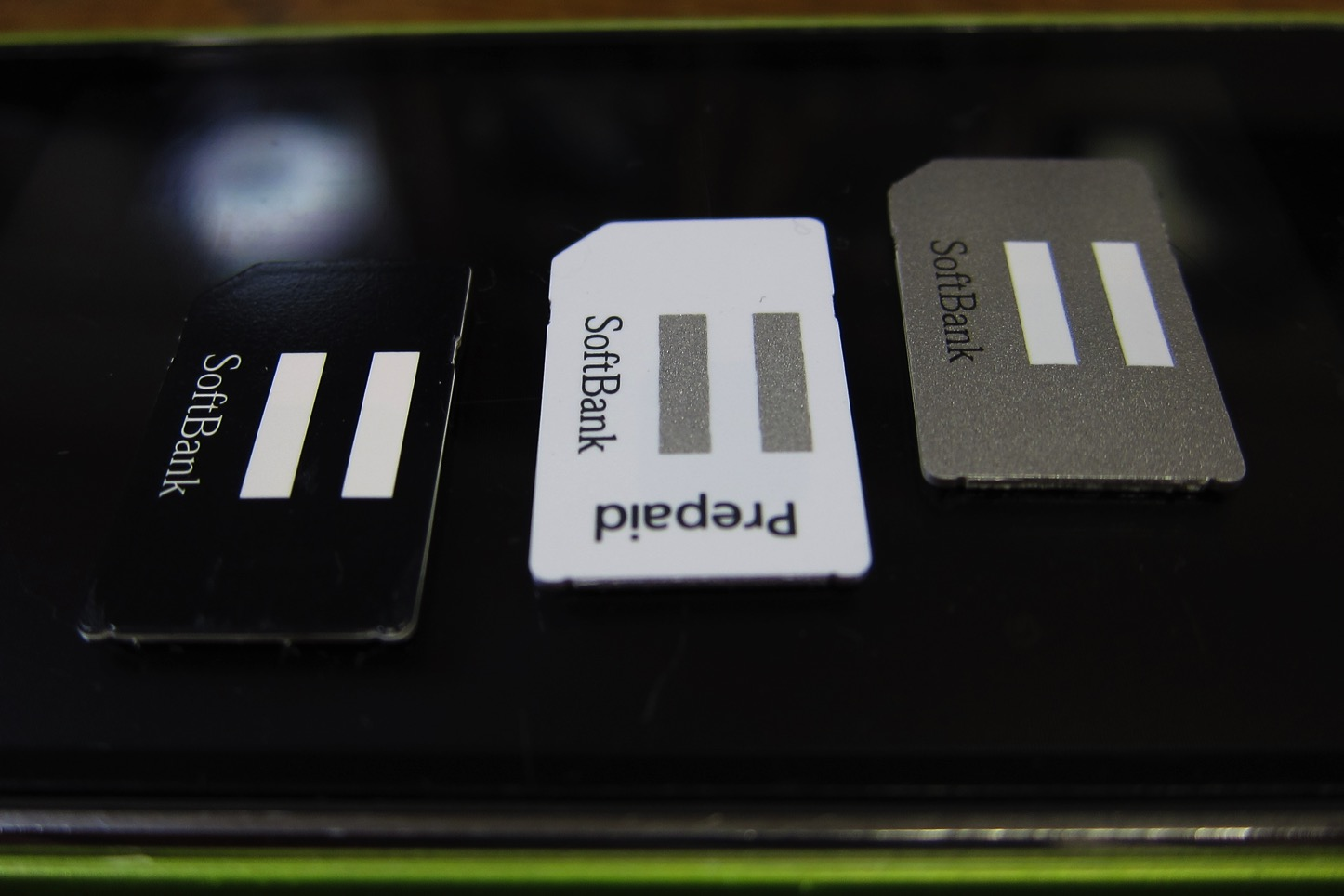Softbank sim card