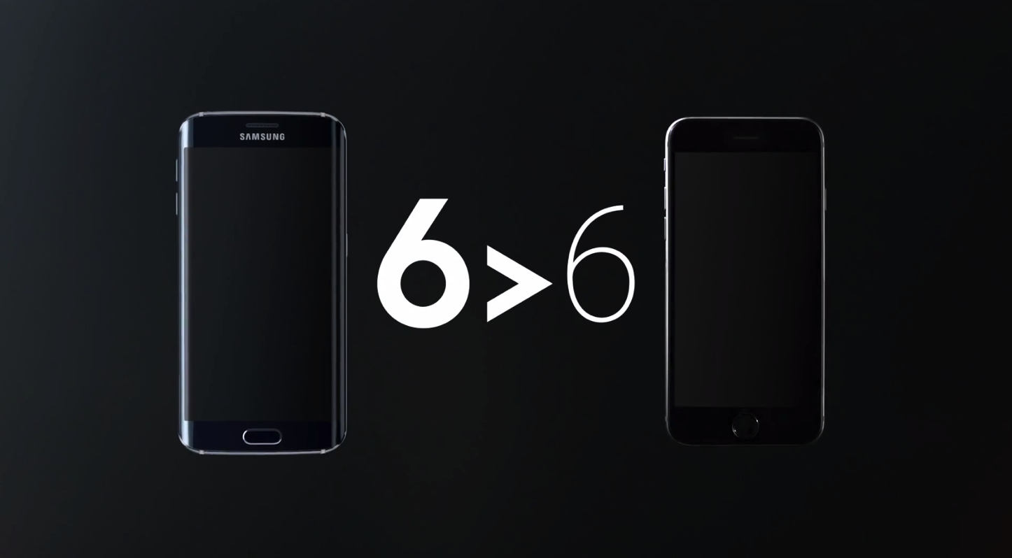 Galaxy S6 Edge TVCM