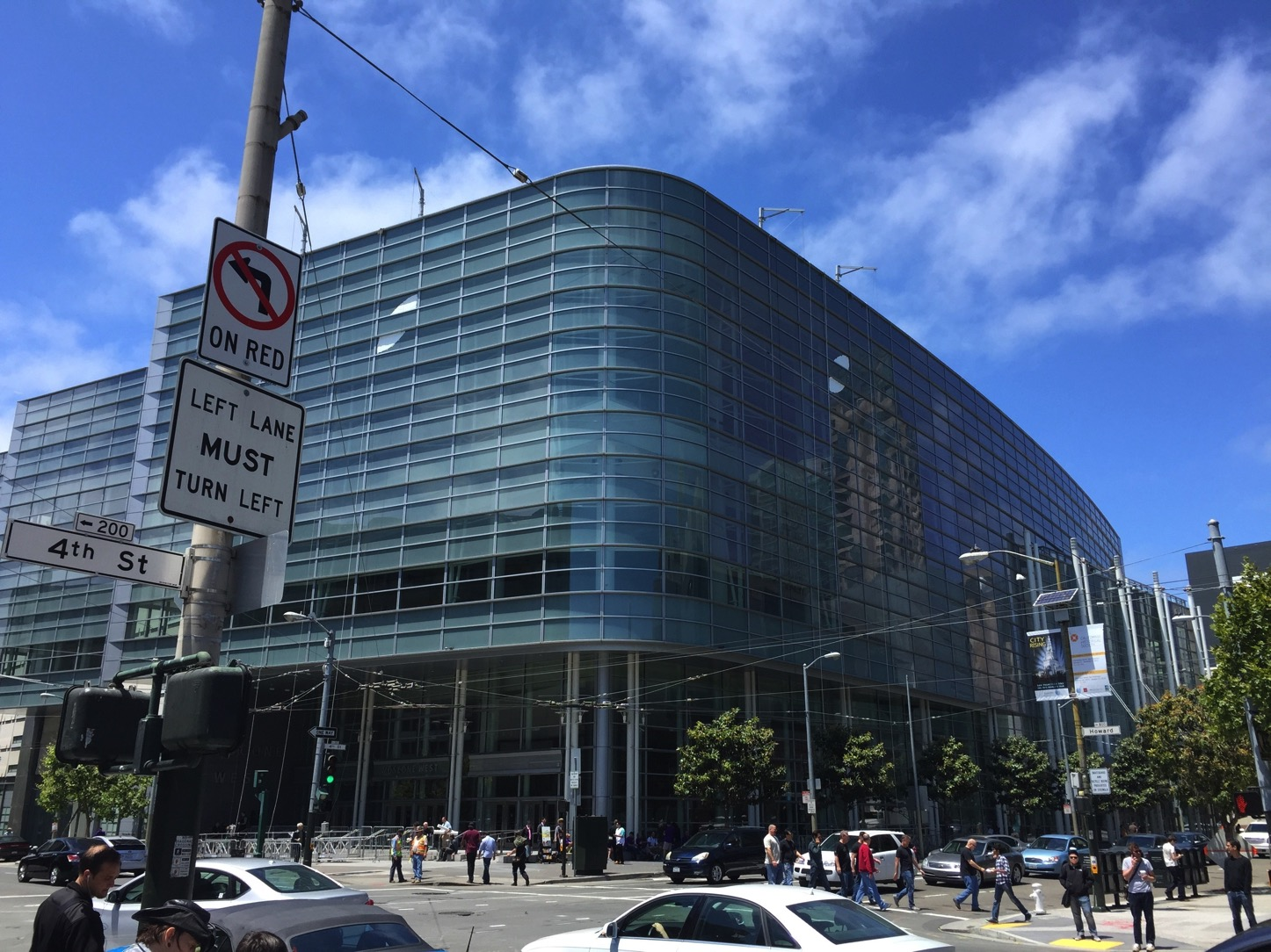 Moscone Center(WWDC 2015)