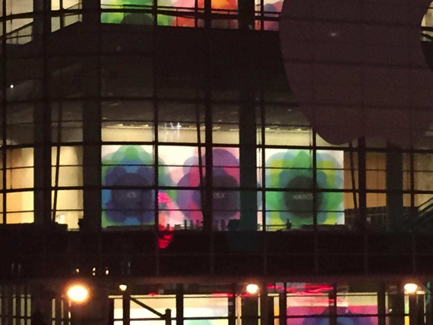Moscone Center(watchOS)