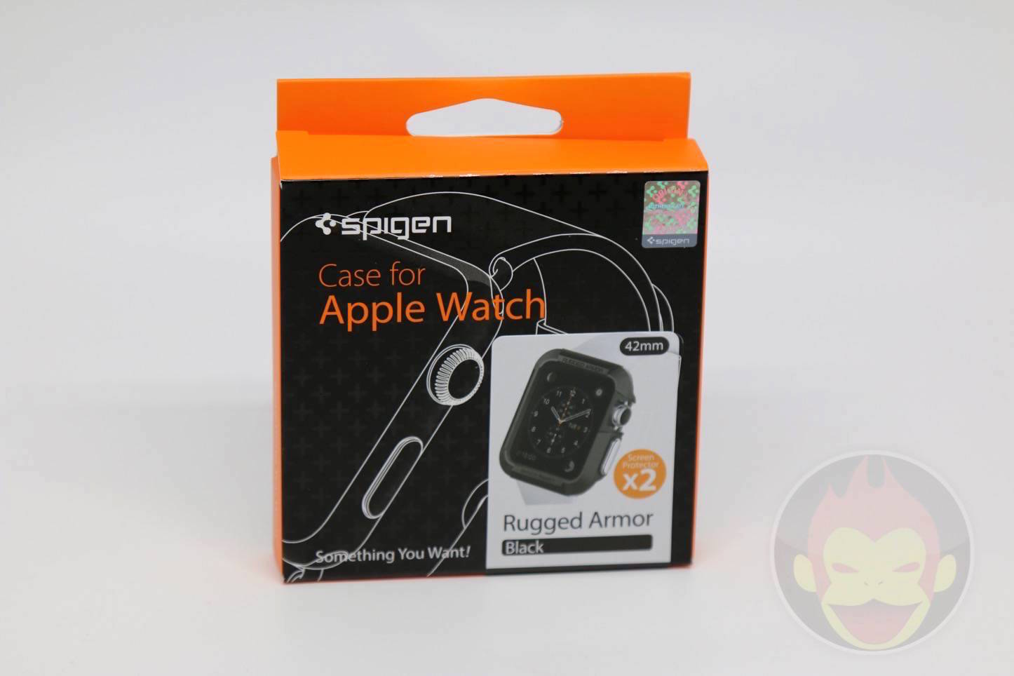 Spigen Rugged Armor Apple Watch Case