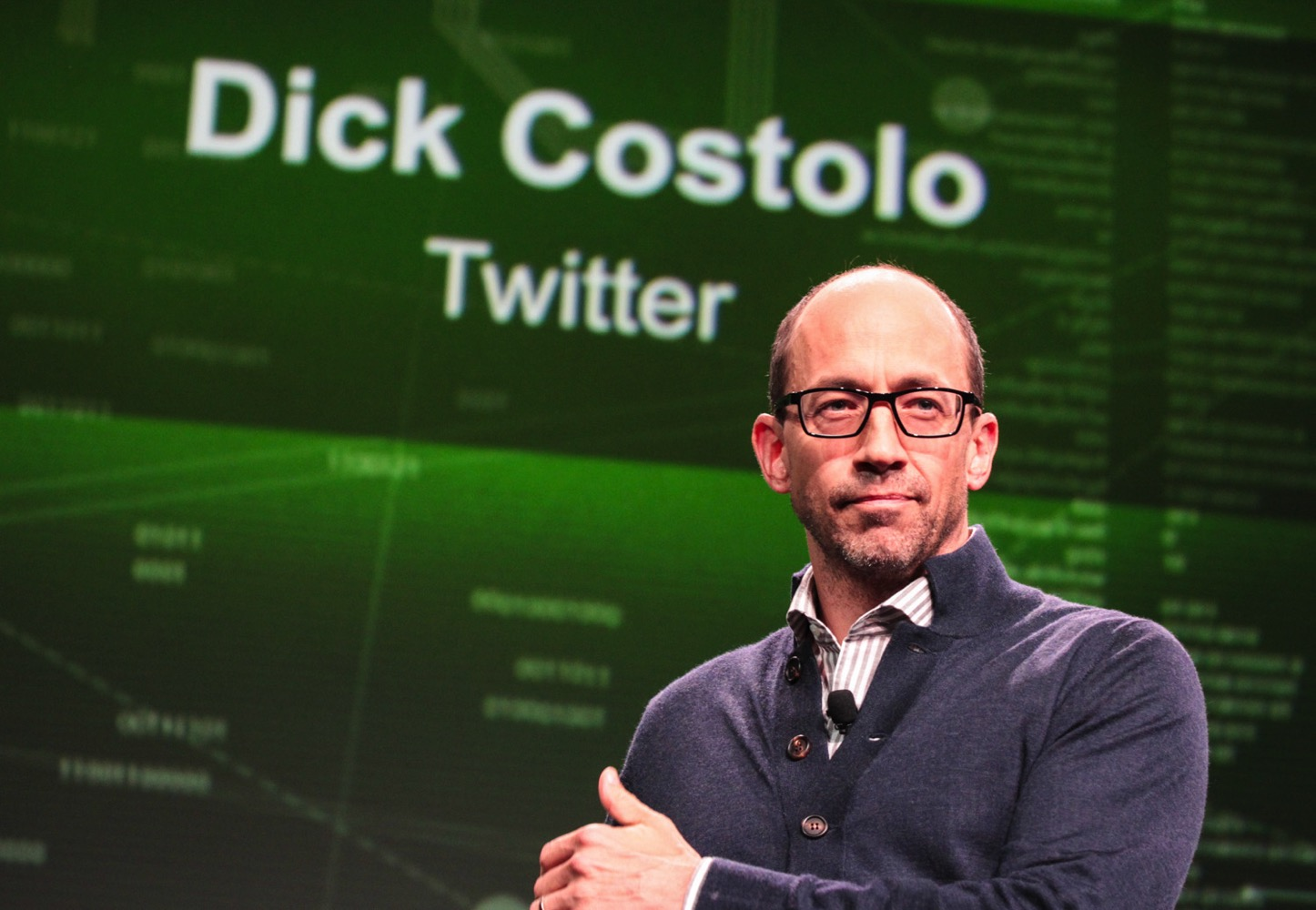 Twitter Dick Costolo