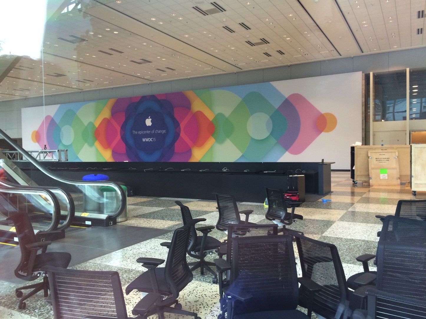 WWDC2015 Moscone Center
