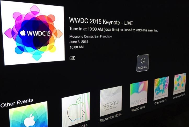 WWDC 2015 Keynote