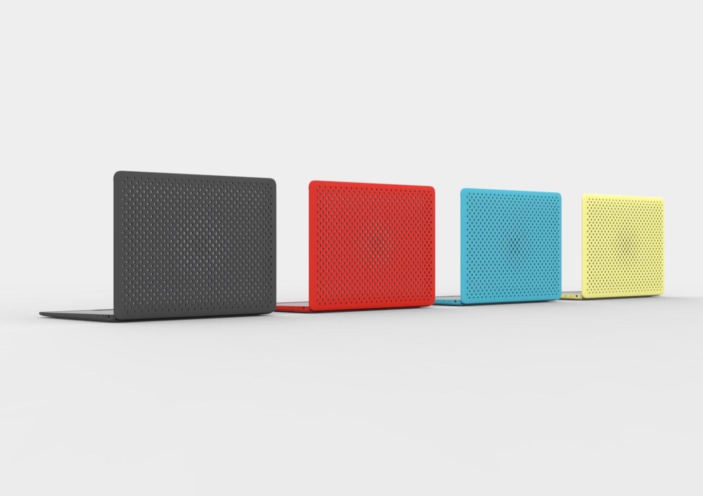 AndMesh for MacBook 12