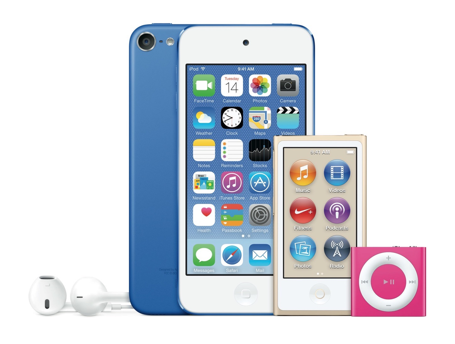 New iPod Series