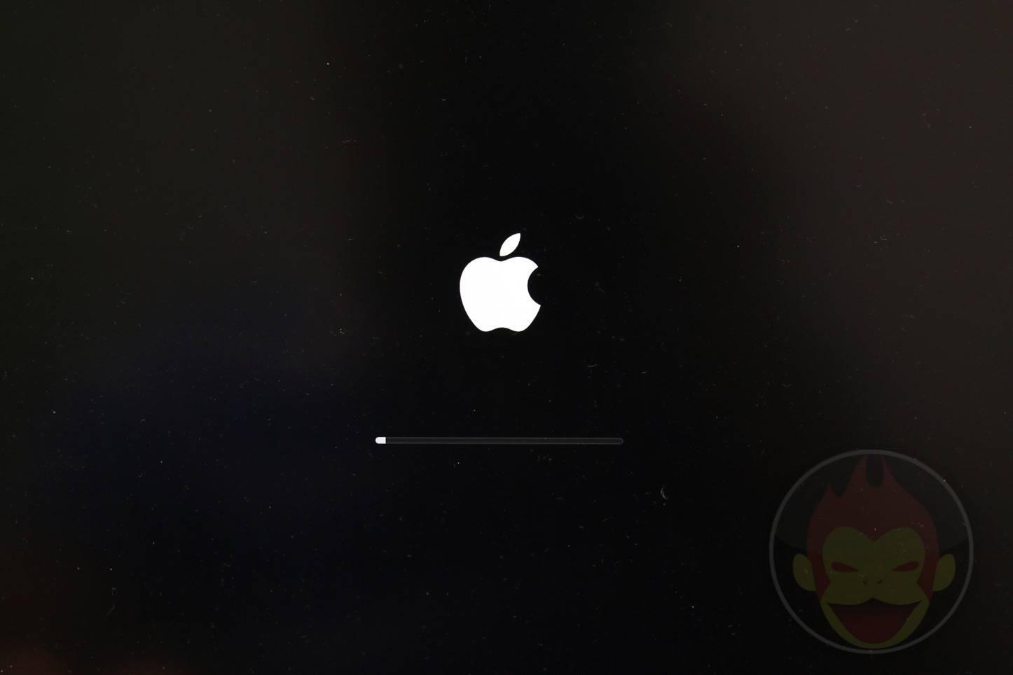 MacにOS Xを再インストールする方法
