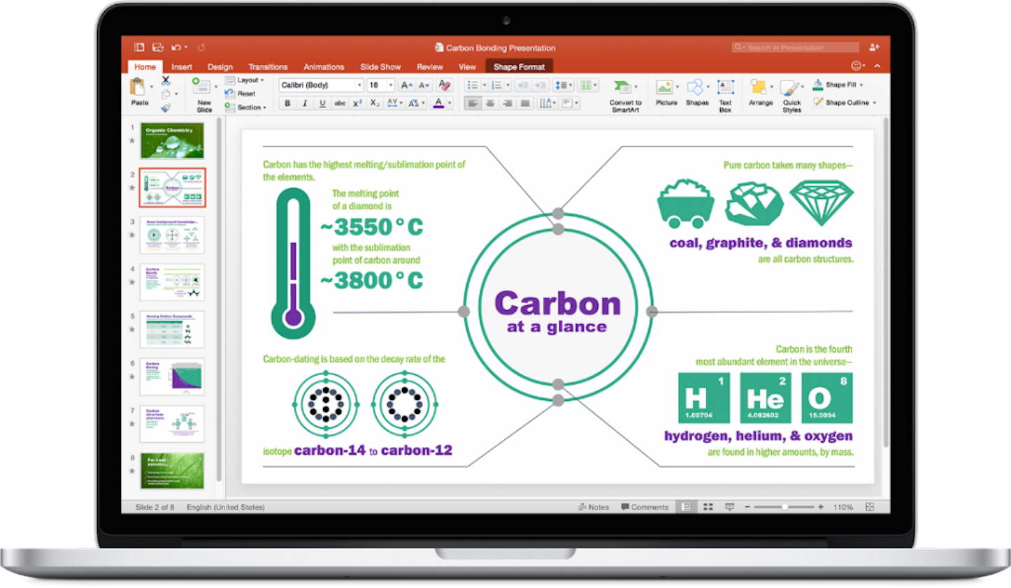 Office 2016 for Mac is here 3 1024x596