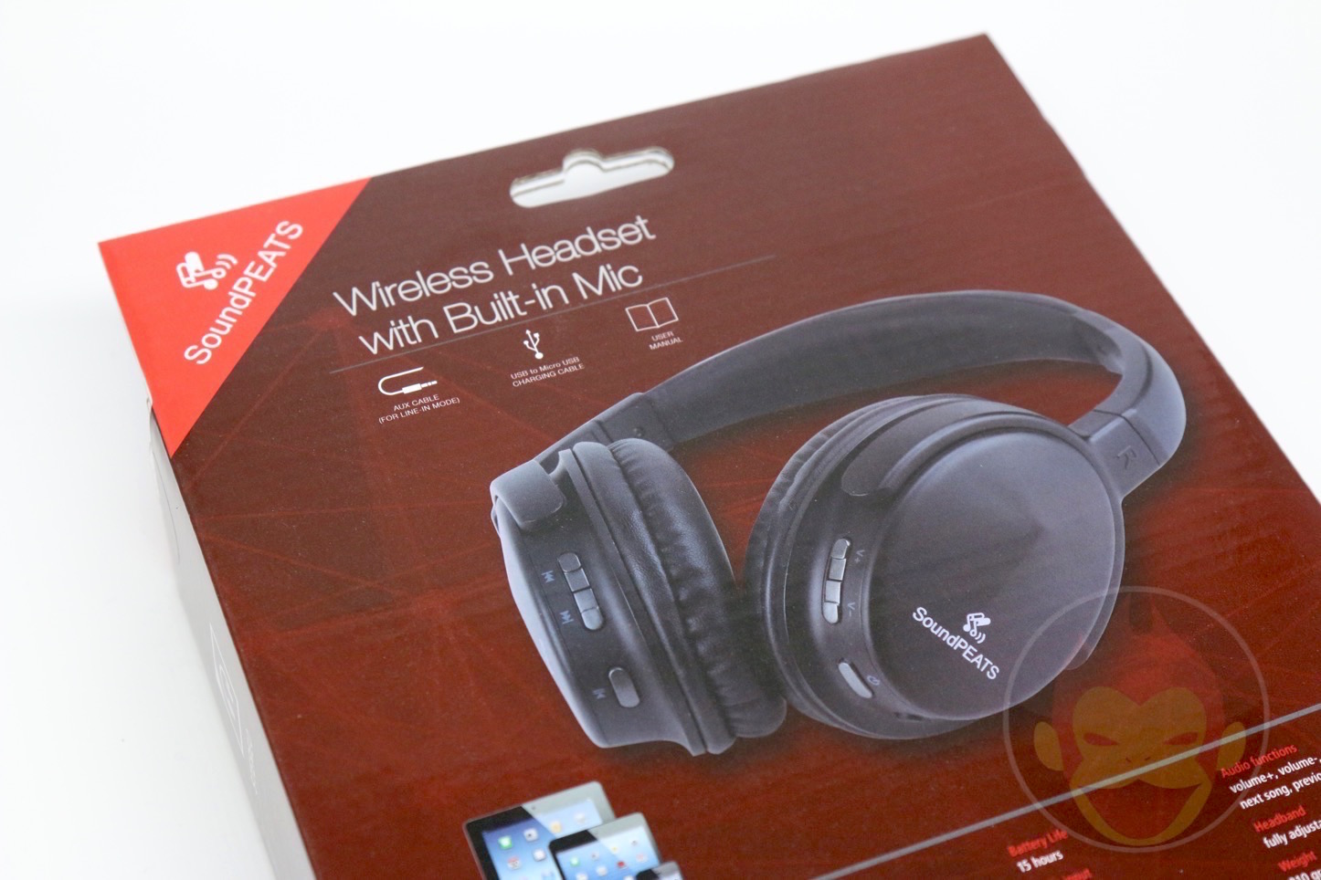 Soundpeats A1 Wireless Headphones