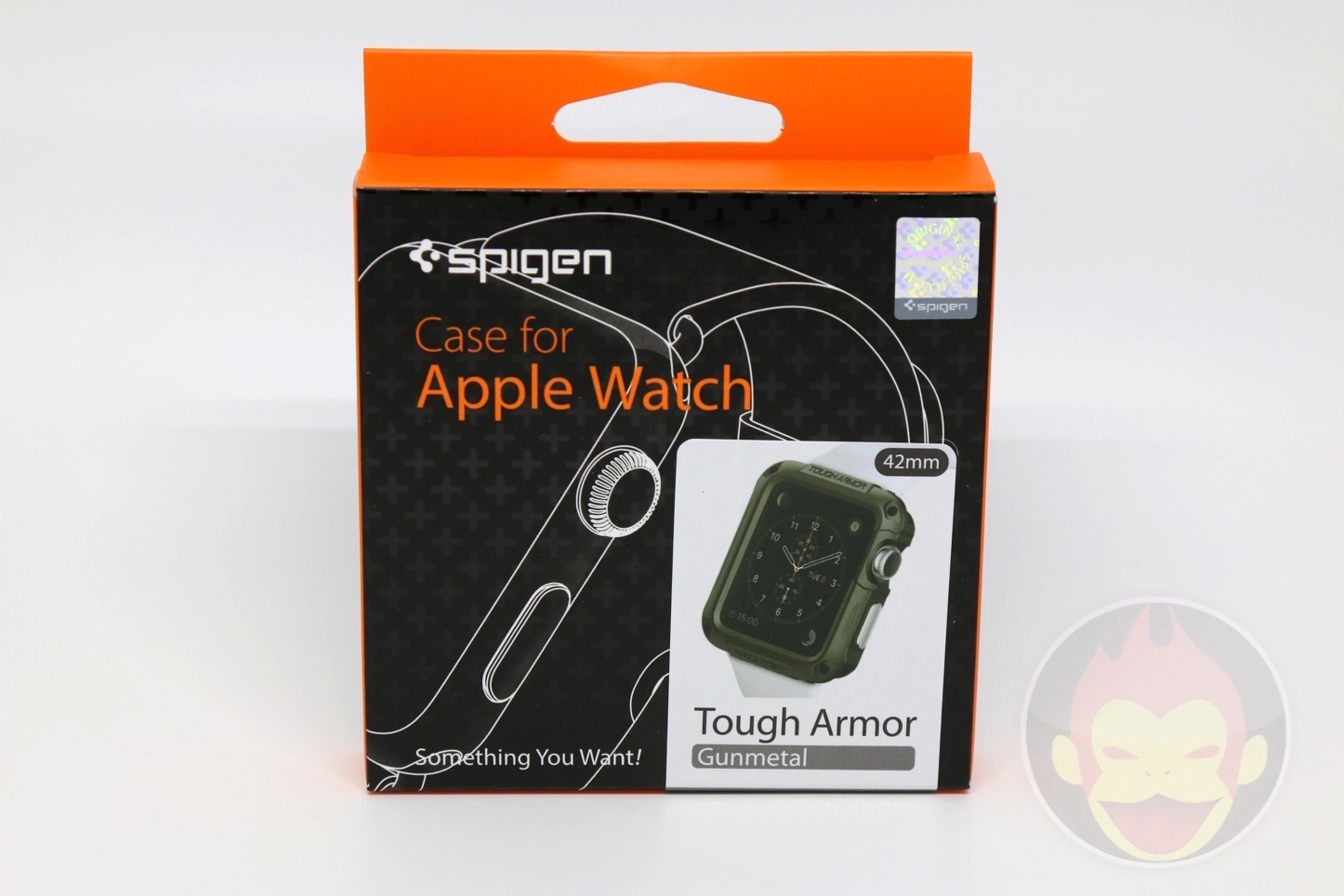 Spigen Tough Armour Apple Watch