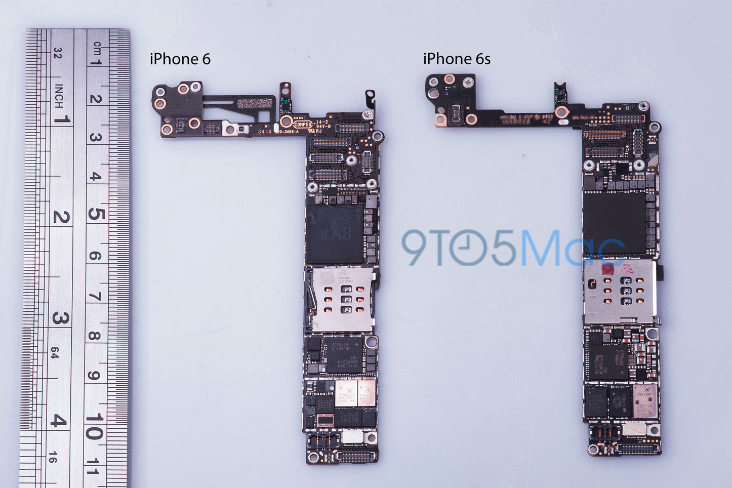 IPhone6s Logicboard