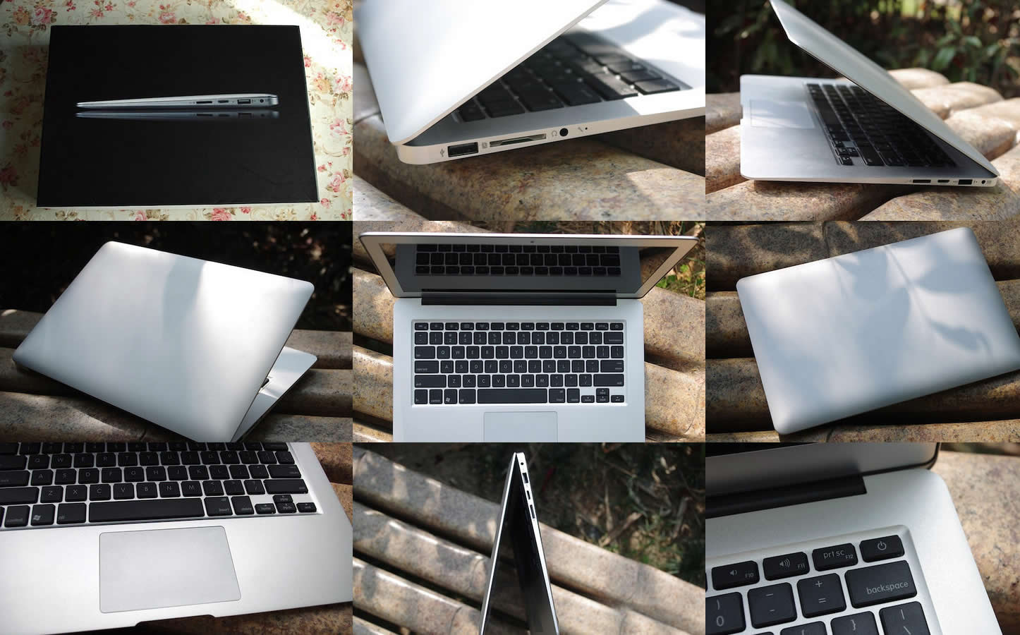 Macbook air clone