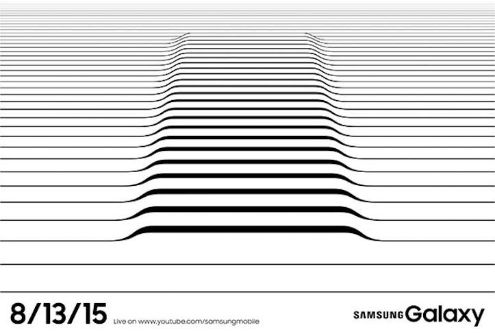 Samsung galaxy unpacked 2015 0