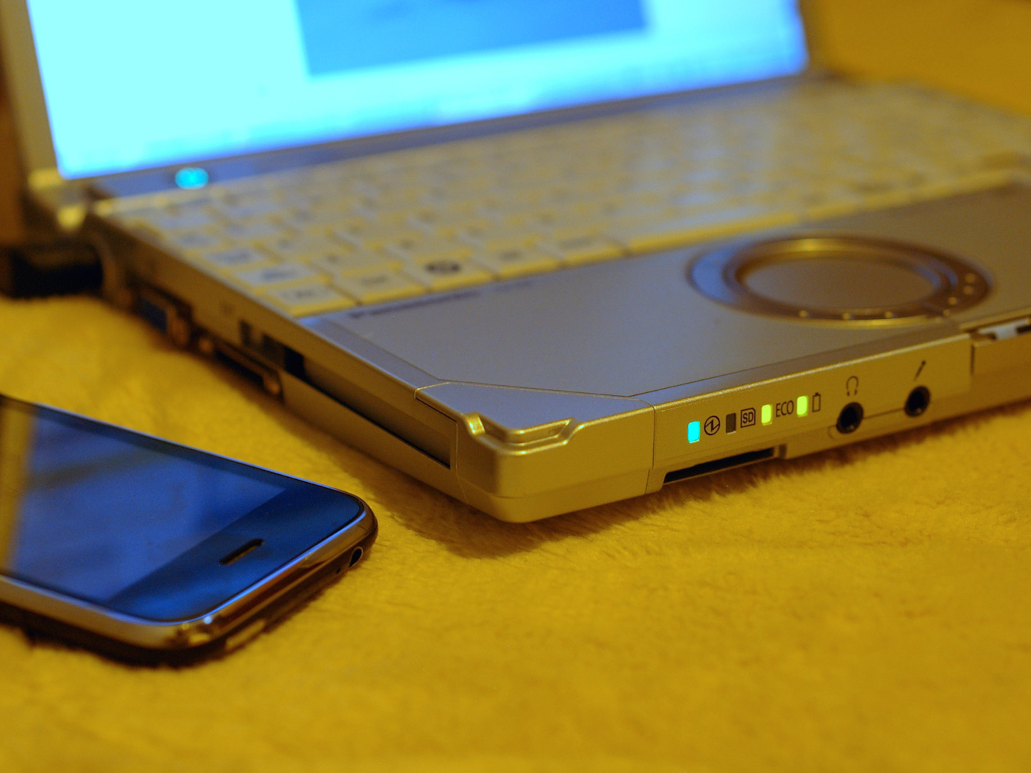 Windows PC and iPhone