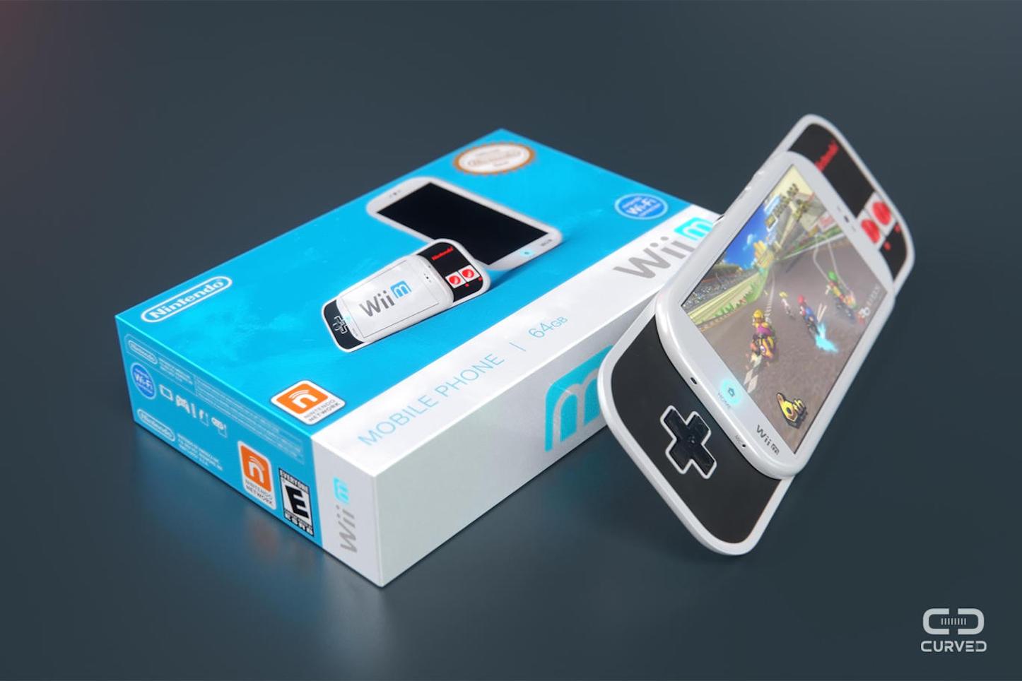 Nintendo SmartPhone Concept