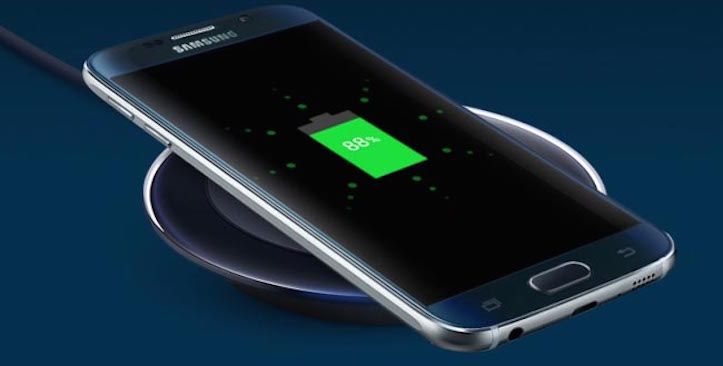 Gs6edge charging