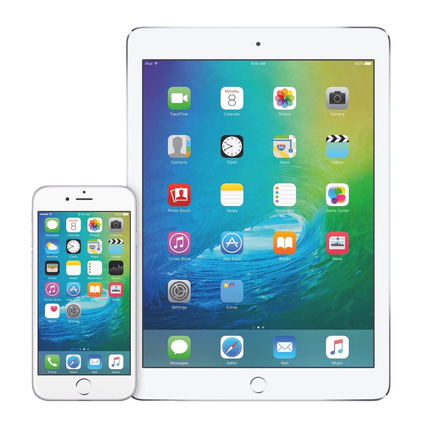 IOS9 iPhone iPad