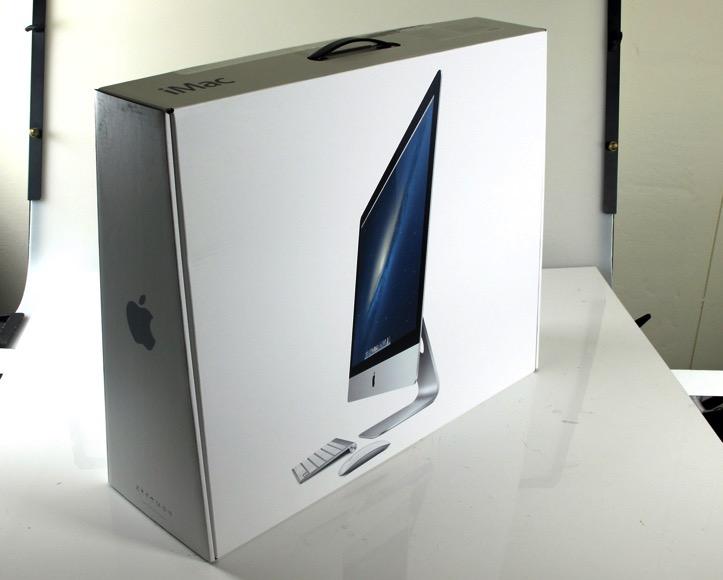 Imac box