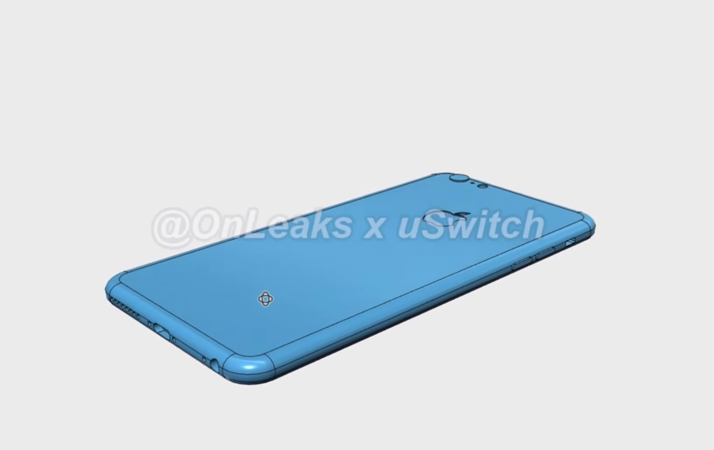 Iphone6s cad image