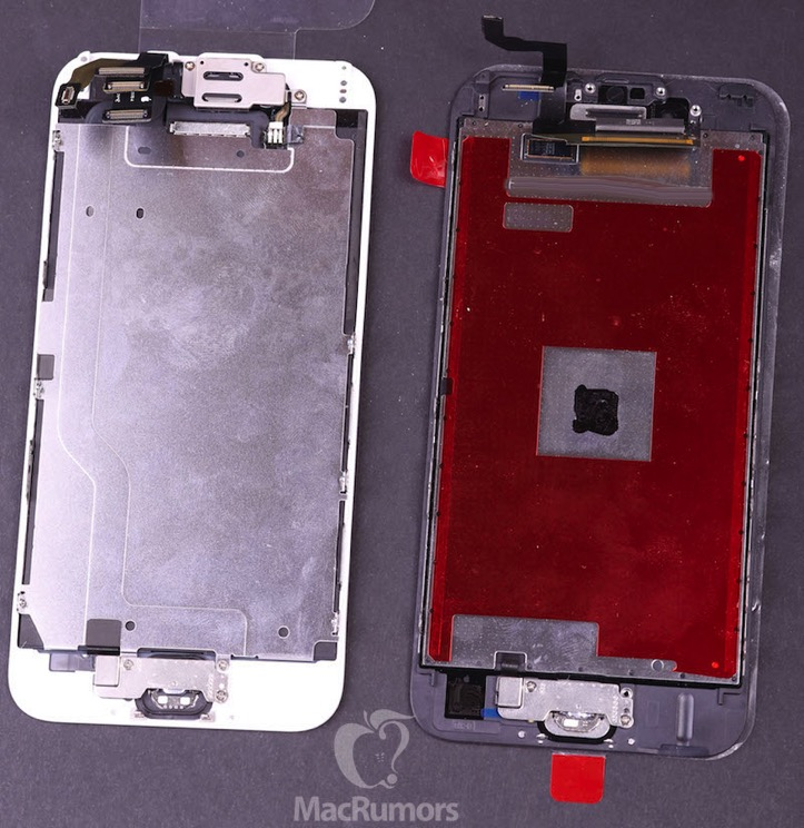 iPhone 6s Display Parts MacRumors