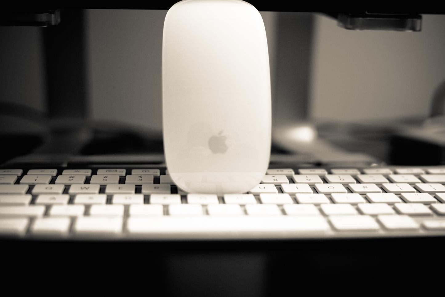 Magic mouse wireless keyboard