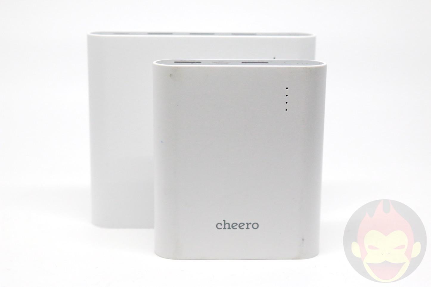Cheero Power Plus 3 Premium 20100mAh