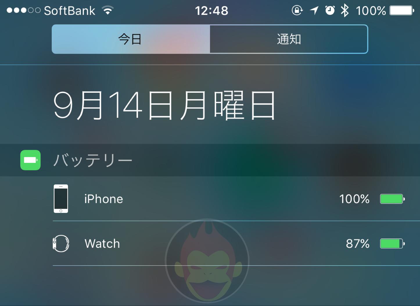 IOS 9 Widgets