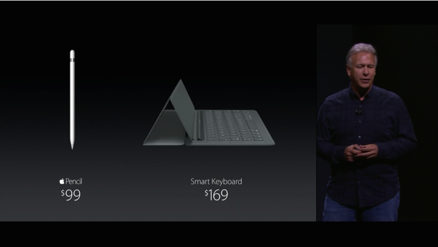 IPad Pro Accessories Pricing
