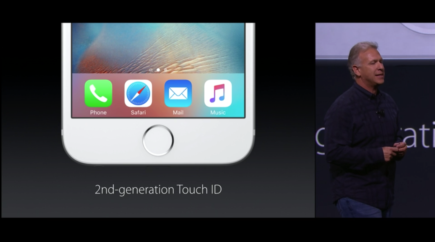 IPhone 6s 6s Plus Touch ID