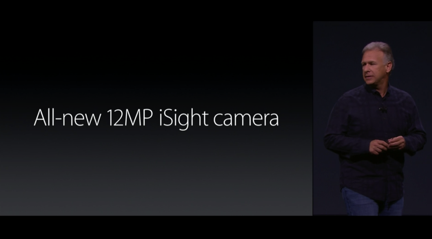 IPhone 6s 6s Plus 12MP iSight Camera