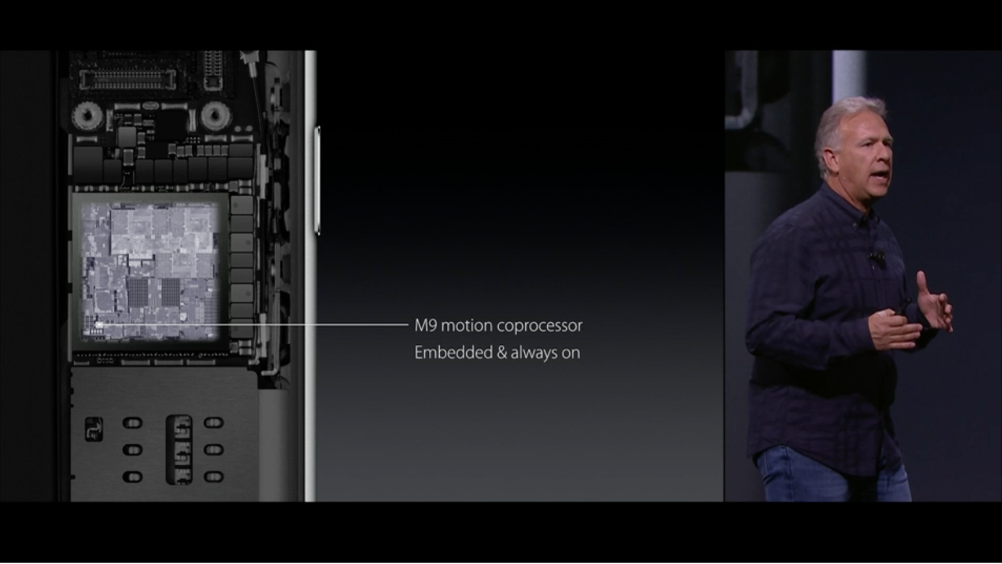 IPhone 6s 6s Plus Hey Siri M9
