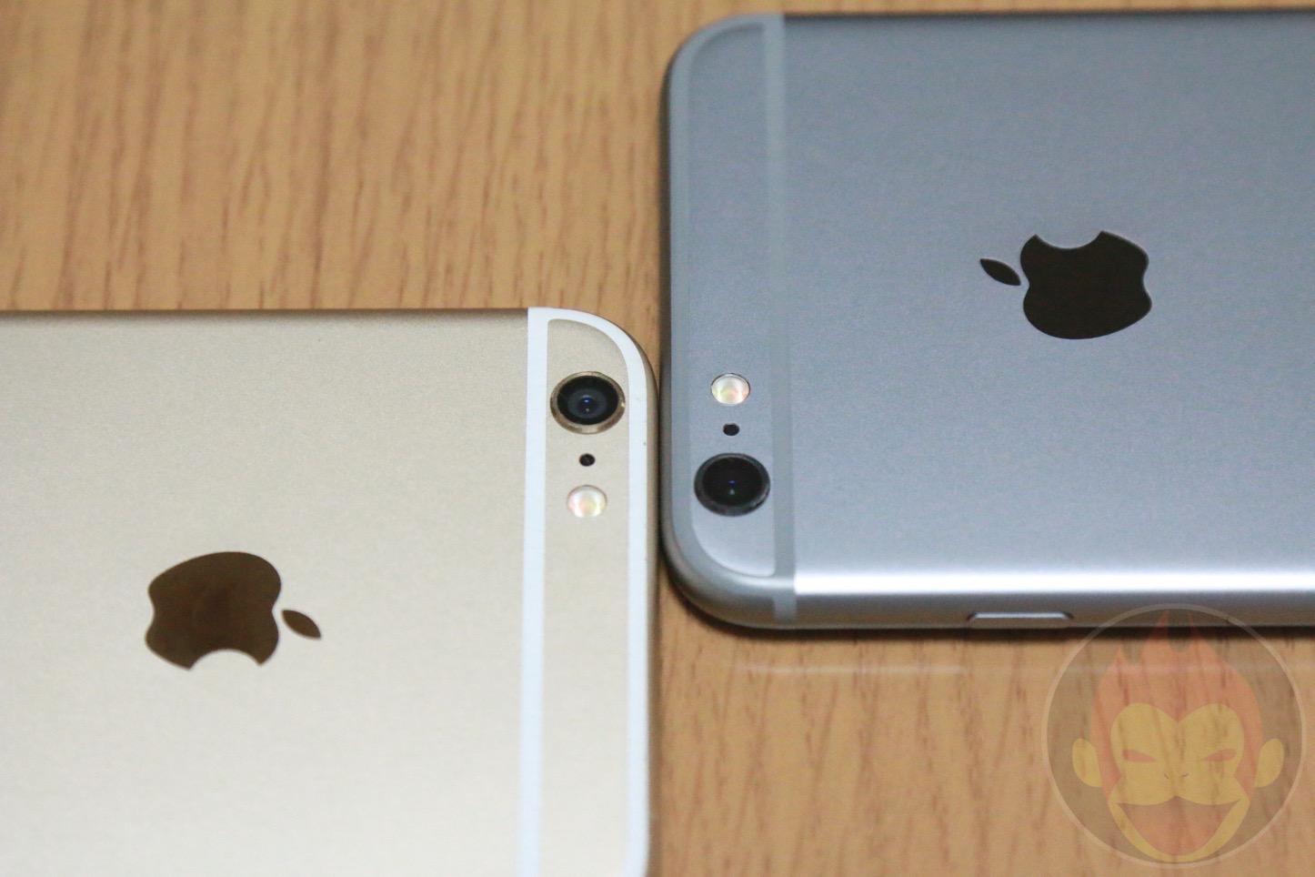 IPhone 6s Plusの外観レビュー