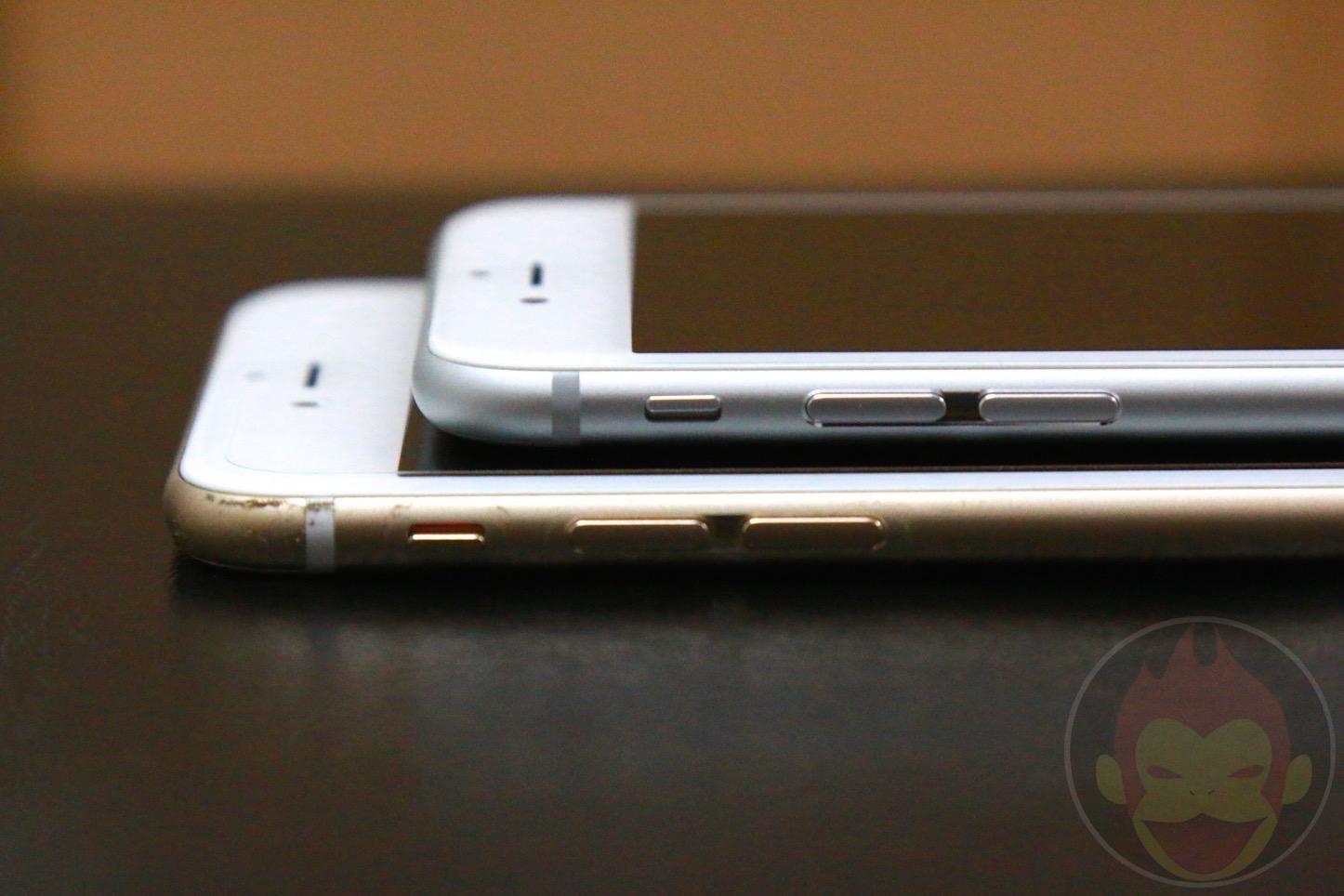 「iPhone 6s /128GB /シルバー」の速攻フォトレポート